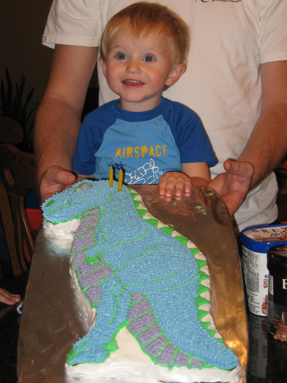 Luke's 2nd Birthday